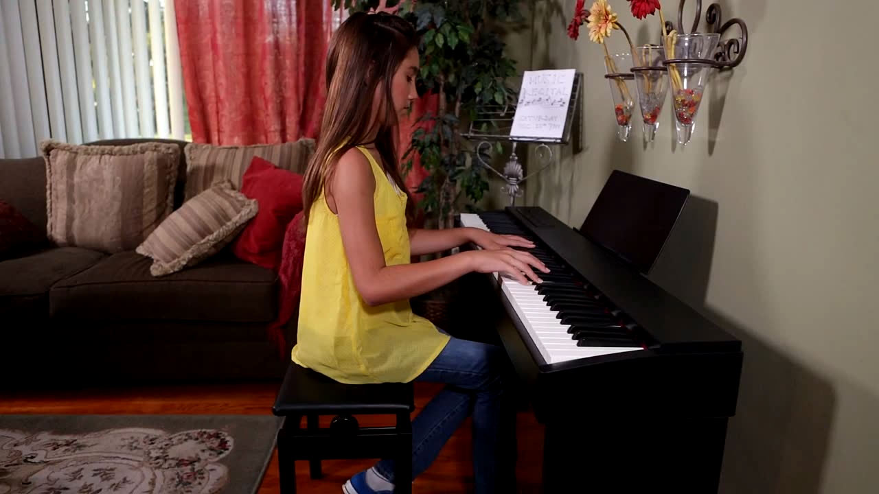 The Perfect Piano for your child to learn on
