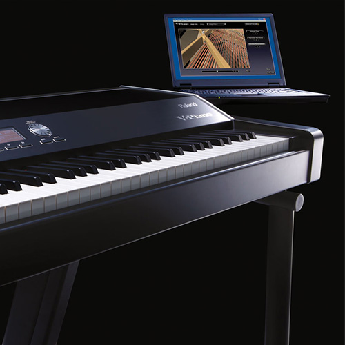 Connecting a digital piano to your computer? - Digital Piano Buyers Guide | Roland UK