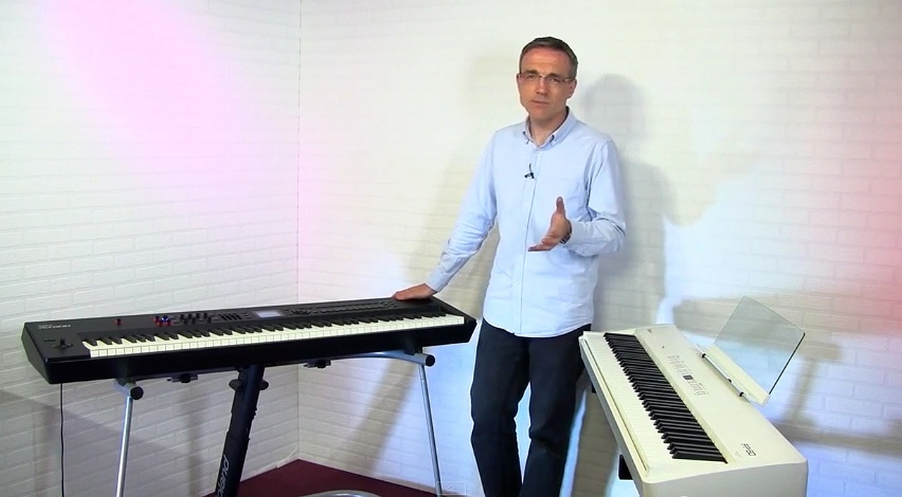 Types Of Digital Piano Video | Roland UK
