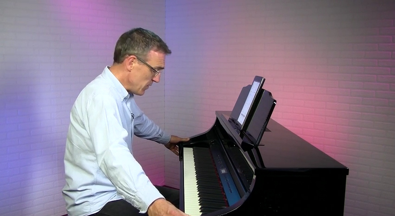 Setting Up Your Digital Piano Video
