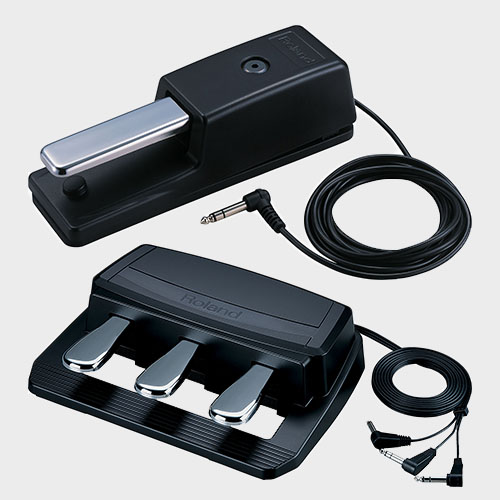 Digital Piano Pedals - Digital Piano Buyers Guide | Roland UK
