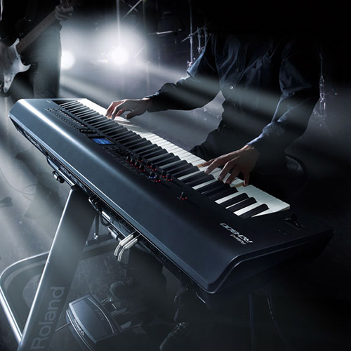 Stage Digital Pianos - Digital Piano Buyers Guide | Roland UK